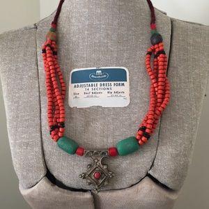 Jewelry - Southwestern Handmade Chunky Necklace